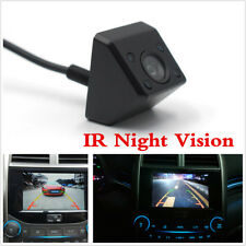 Waterproof Car Parking Reverse Camera IR Light Rear View Cam 4 LED Night Vision
