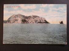 1907 - 1915 Mint Vintage Cape St Elias Alaska Lowman & Hanford Co Postcard
