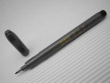 5pcs Zebra Fine Tip Calligraphy Fude Brush pen Draw Art, Black water based Ink