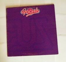 FOCUS - IN AND OUT OF FOCUS -   LP    POLYDOR 2310085A   ITALIA  1973 rock progr