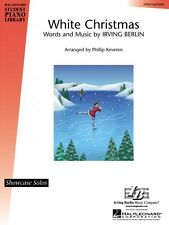 White Christmas HLSPL Intermediate Showcase Solo Intermediate Piano So 000296145