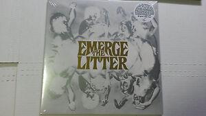 THE LITTER - Emerge NEW / SEALED PSYCH GARAGE 180gram Gatefold Reissue LP