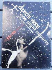 DVD - DEPECHE MODE - ONE NIGHT IN PARIS - EXCITER TOUR 2001 - 2 DVD