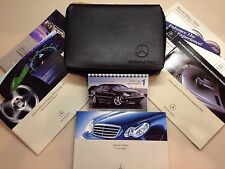 2005 Mercedes Benz C230, C280, C350 Complete Owners Manual Set