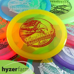 Innova CHAMPION TEEBIRD 3 *pick color and weight* Hyzer Farm Teebird3 disc golf
