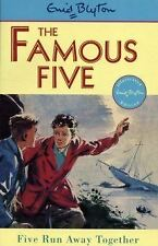 Five Run Away Together, Enid Blyton, New, Paperback