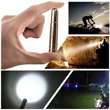 Cree XP-G R5 200Lm Single Mode AAA LED Flashlight Cool White Light Torch