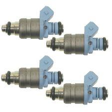 Set 4 Standard Fuel Injectors for Mini Cooper 1.6L L4 with JCW PKG Supercharged