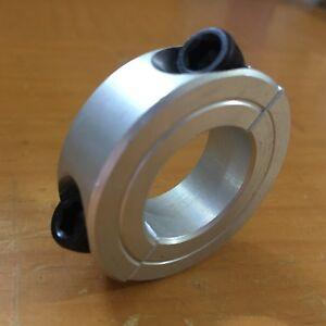 "NEW Alloy DK-Style Seat Post Clamp 7/8"" 22.2mm Split Collar for BMX Mini Junior"