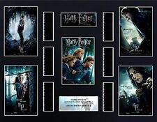 Harry Potter Deathly Hallows pt1 (16 x 20) Film Cell Display