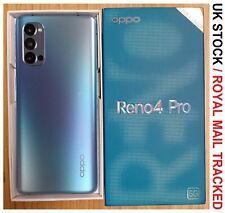 OPPO Reno 4 PRO 256GB 5G CPH2089 Blu Sbloccato Dual-SIM 12GB RAM-VERSIONE UK