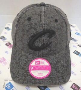 Cleveland Cavaliers Women's New Era 9TWENTY Lightly Structured Cap Hat