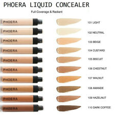 2020 PHOERA Concealer Full Coverage Liquid Foundation Face Eyes Contour lasting