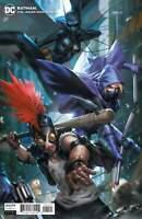 Batman The Joker War Zone #1 (One Shot) Cvr B Derrick Chew Card Stock Variant (J