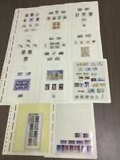 MOMEN: CYPRUS 1996-1999 MINT COLLECTION ON 11 HINGELESS PAGES LOT #6060