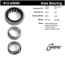 Axle Shaft Bearing-Rear Disc Centric 413.43000