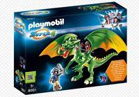 Playmobil Super 4 - 9001 - Dragon de Kingsland con Alex - New and Sealed