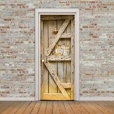 88cm larghezza standard europeo legname PORTA ADESIVI Murales Adesivo Decalcomanie