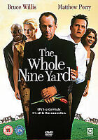 Whole Nine Yards [DVD], New, DVD, FREE & FAST Delivery