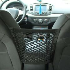 Elastic Mesh Net Bag Between Car Seat Organizer Luggage Storage Holder Pocket Us