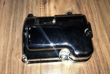 Harley Softail Chrome Trans Top Cover Deuce Heritage Fatboy  # 6645