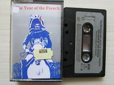 THE CHIEFTAINS 'THE YEAR OF THE FRENCH' CASSETTE, 1982 CLADDAGH, TESTED, RARE.