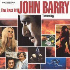 The Best of John Barry - Themeology -  (Album) [CD]