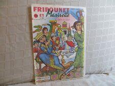 Fripounet et Marisette  26 juillet 1959 n° 30