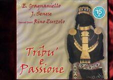 ENZO GRAGNANIELLO-TRIBU' E PASSIONE CD NUOVO SIGILLATO