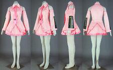 Vocaloid Sakura Hatsune Miku Cosplay Costume any size