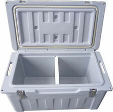 NEW 62 LITRE HEAVY DUTY TROPICAL COOLER ICEBOX - GREAT FOR CAMPING, FISHING ETC