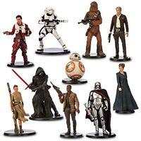 Figurines de Luxe Star Wars : Le Réveil de La Force Disney Store Original neuf