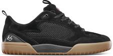 Mens es Quattro Skateboarding Shoes NIB Black Gum