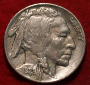 1929 Philadelphia Mint Buffalo Nickel