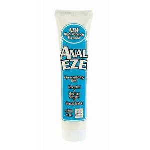 Anal-eze - Anal Desensitising Gel - 44 ml (1.5 oz) Tube