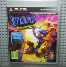 Sly Cooper voleur à travers le temps - Jeu presse - Playstation 3 PS3