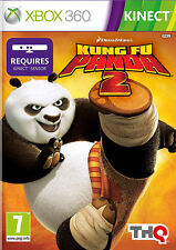 Kung Fu Panda 2 ~ Xbox 360 Kinect Spiel (in Super Zustand)