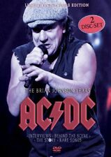 AC/DC - Brian Johnson Years [New DVD] With CD