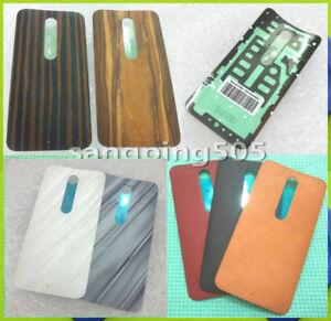 E- Battery Back Cover Case Door For Motorola Moto X Style XT1570 XT1572 XT1575