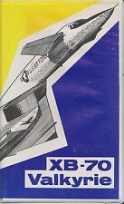 XB-70 VALKYRIE - Full Story of The US Airforce's 1st Mach 3 Bomber (RARE VHS PAL