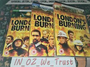 London's Burning - Series / Season 1-7 - Complete (DVD, 2009, 20-Disc Box Set)