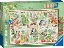 RAVENSBURGER PUZZLE*1000 TEILE*ANNE SEARLE*WONDROUS TREES*RARITÄT*OVP