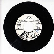 ADRIAN ROLAND Toc Tic VG 45 RPM