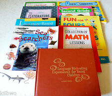 Literature-Based History Activities+Language Motivating+Sea Searcher's+Elem Lot