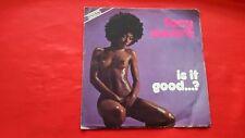 Disco 45 giri - TONY MOORE - Is it good to ya baby  - 1977
