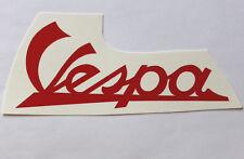 VESPA Letras Etiqueta adhesivo 20212vb 143x58mm ROJO