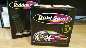 Dobinsons LOW springs front and rear suit Mitsubishi Magna / Verada