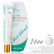[Mei-Klout] Cover Brightening CC Cream SPF50+PA+++ 40ml All in One Magic Effect