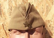 Forage-Cap-Field  Soldier Combined Military Soviet Army Original Military s56 #2