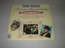 TINO ROSSI 33 TOURS FRANCE MON AMI VINCENT SCOTTO